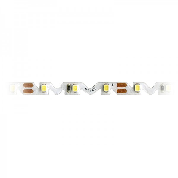 Winkel/Radius-SMD-LED-Strip, 300 LEDs Länge 5 m, IP65, tageslichtweiss BLANKO