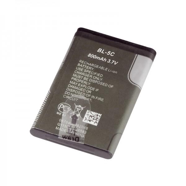 Ersatzakku für Dynavox FMP3 (206991, 207240)