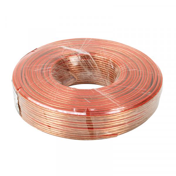 Lautsprecherkabel CCA 100m Ring 2x1,5mm²
