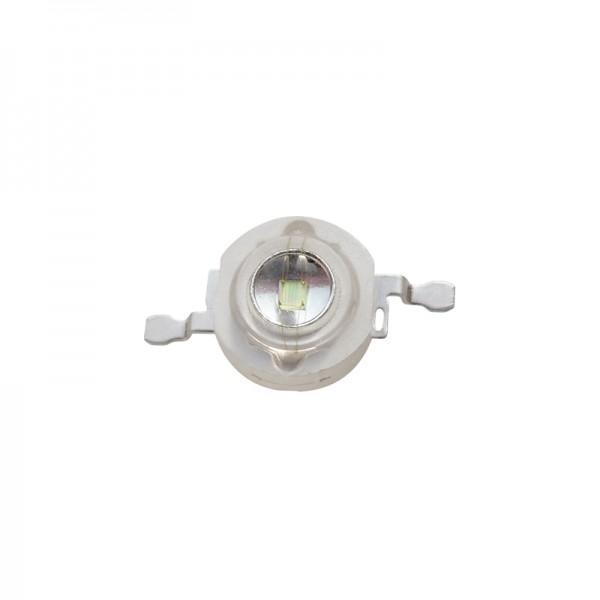 High Power 1W LED grün 5er-Pack BLANKO