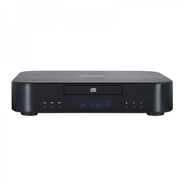 McGee CD-M1 CD-Player Black Edition