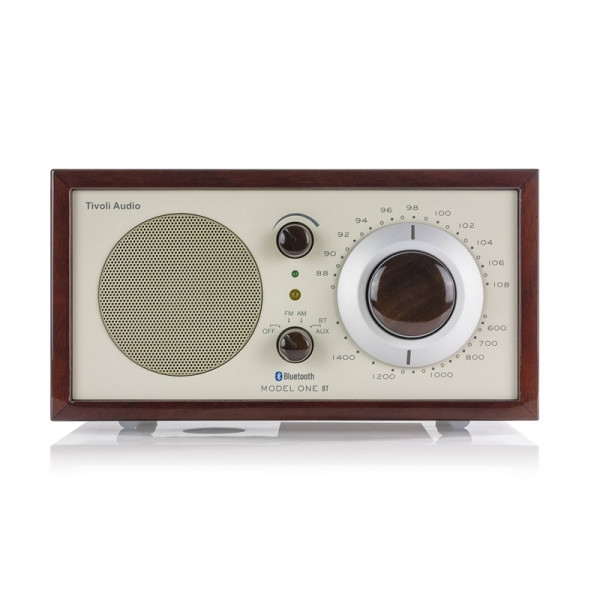 Tivoli Audio Model One BT 20th Anniversary Hochglanz Wallnuss