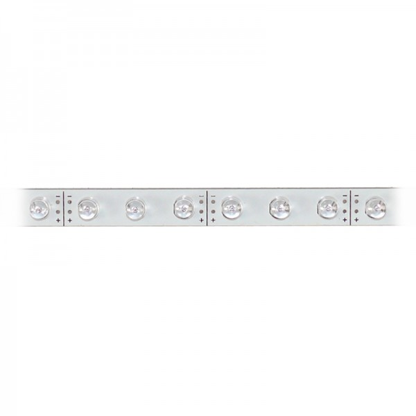 LED-Strip starr, 30 warmweisse LEDs Länge 37,5 cm, 3000 K BLANKO