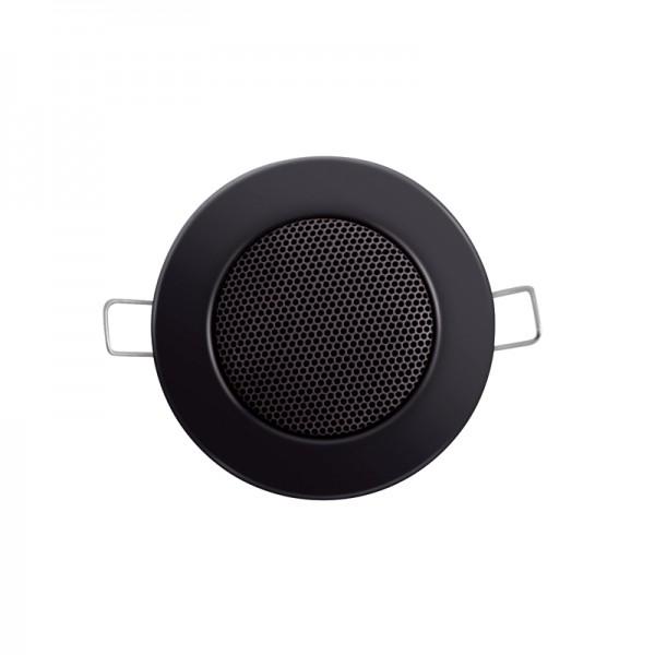 Dynavox Lautsprecher Halogen-Design schwarz