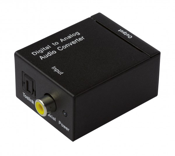 Dynavox Mini-DAC II Digital/Analog-Wandler
