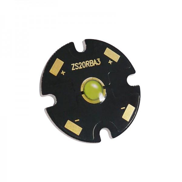 Hochleistungs-LED 3 Watt Grün BLANKO Green