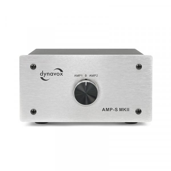 """Dynavox Verstärker/Boxen-Umschalter AMP-S MKII """"Special Edition"""""""