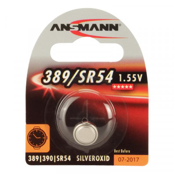 Ansmann Uhrenbatterie /SR54, 1er Blister