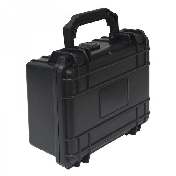 Gerätekoffer - Staub-/Wasserdicht und schlagfest - 210 x 167 x 90 mm BLANKO