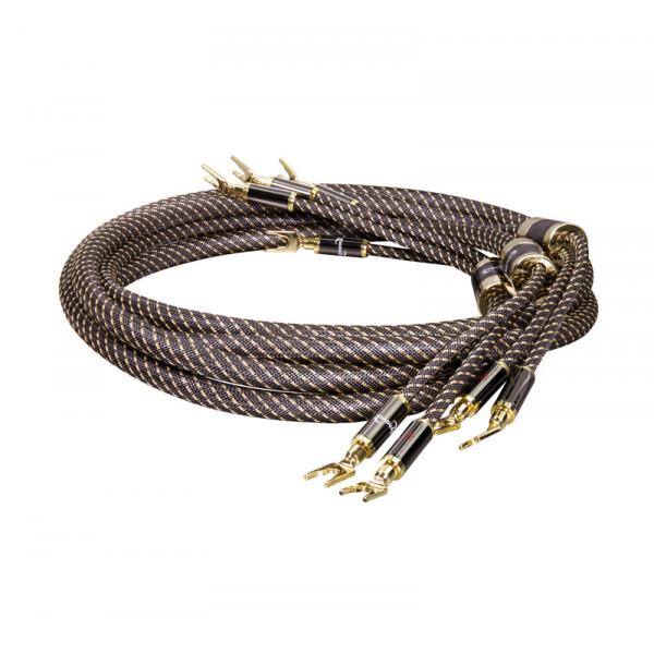 Dynavox Black Line LS-Kabel 2 x 3 m