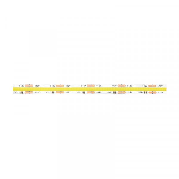 COB LED-Strip, 2400 LEDs, 8 mm Breite (480 LED/m) tageslichtweiss, 5m BLANKO