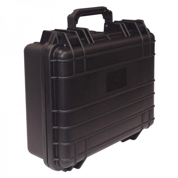 Gerätekoffer - Staub-/Wasserdicht und schlagfest - 330 x 280 x 120 mm BLANKO