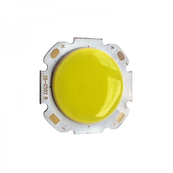 COB-Hochleistung-LED 5W tageslichtweiss BLANKO