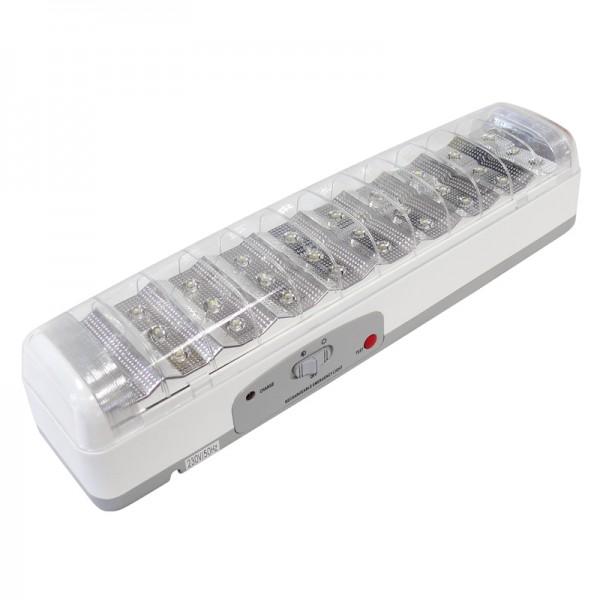 Notleuchte 30 LEDS mit Akku BLANKO
