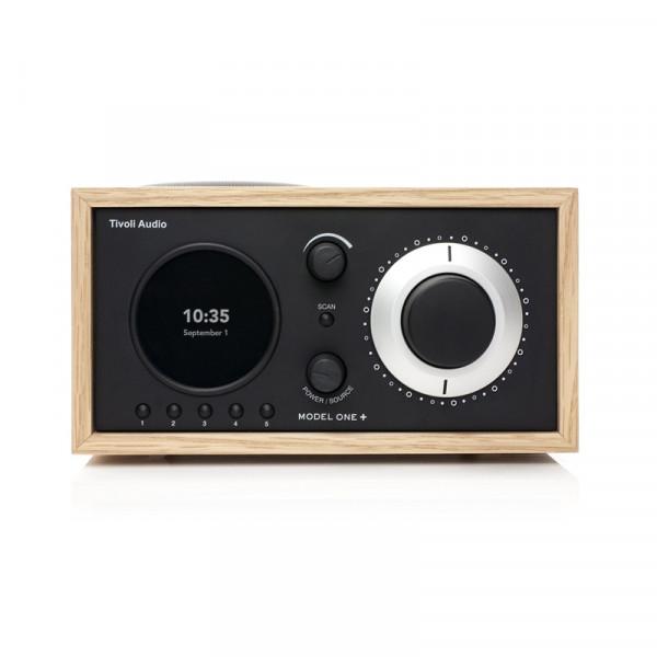 Tivoli Audio Model One+ Eiche/Schw./Schw