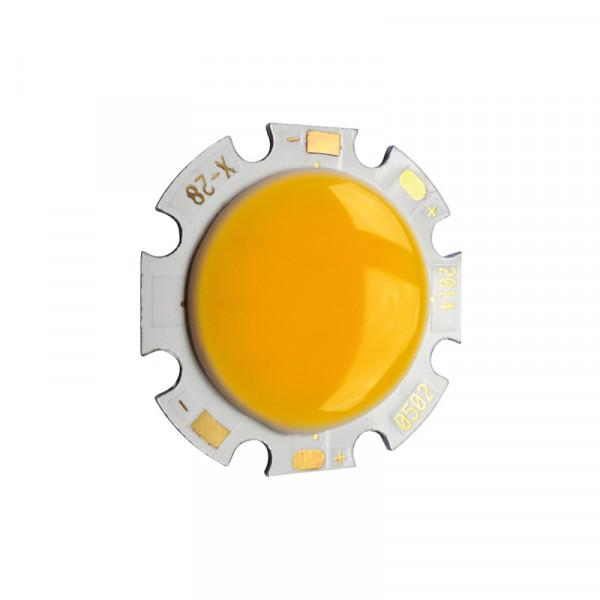COB-Hochleistung-LED-Chip 5W warmweiss BLANKO