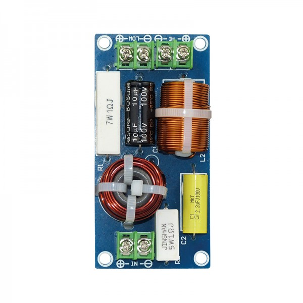 Dynavox Frequenzweiche 2 Wege 120 W Model 2W120