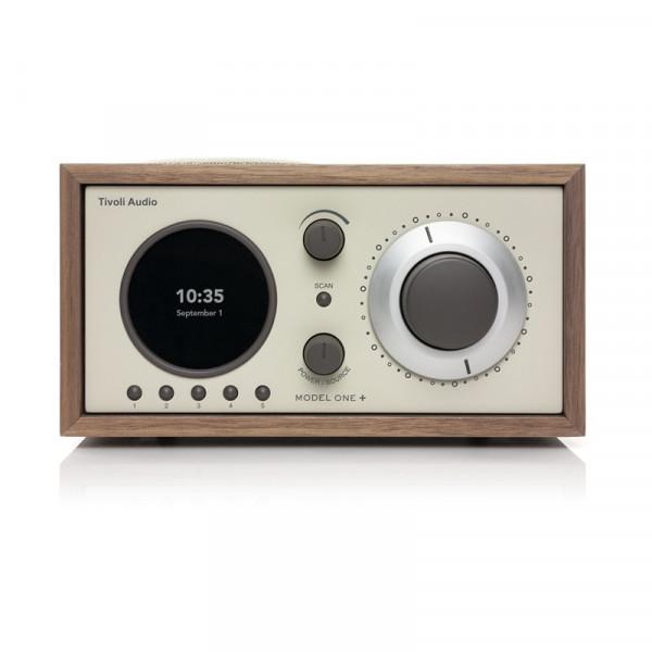 Tivoli Audio Model One+ Beige/Walnuss