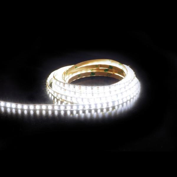 SMD LED-Strip, 594 LEDs, 4 mm Breite (198LED/m) tageslichtweiss, 3m BLANKO