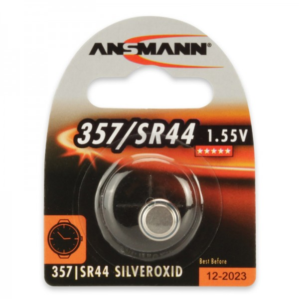 Ansmann Uhrenbatterie /SR44, 1er Blister