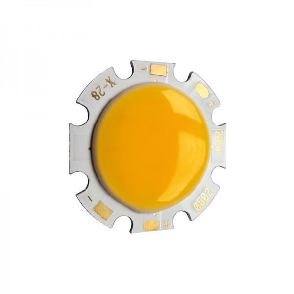 COB-Hochleistung-LED 5W warmweiss BLANKO