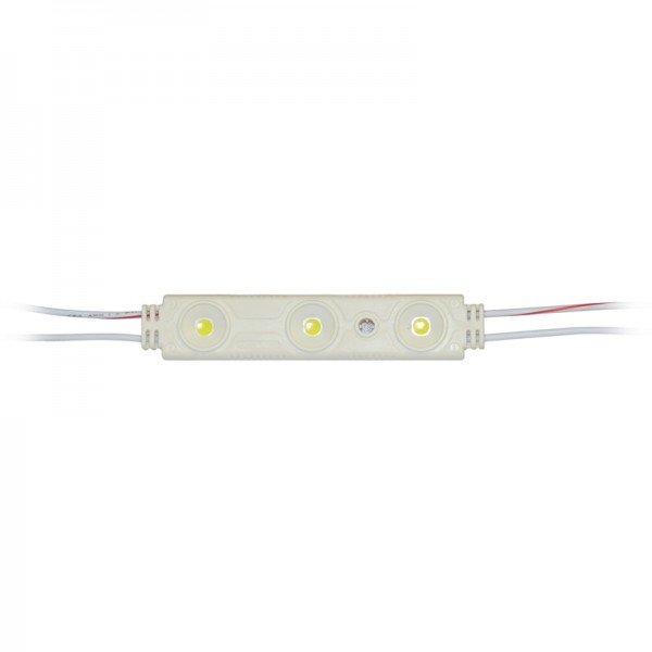 LED Modul 3 x SMD (5050) LEDs weiss