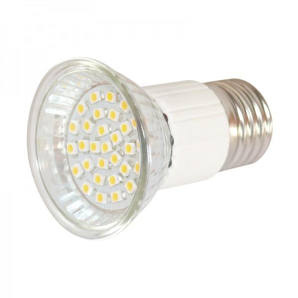 LED-Reflektor E27 30 LEDs MR16