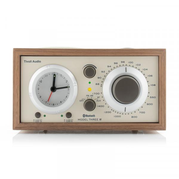 Tivoli Audio Model Three BT BeigeWalnuss