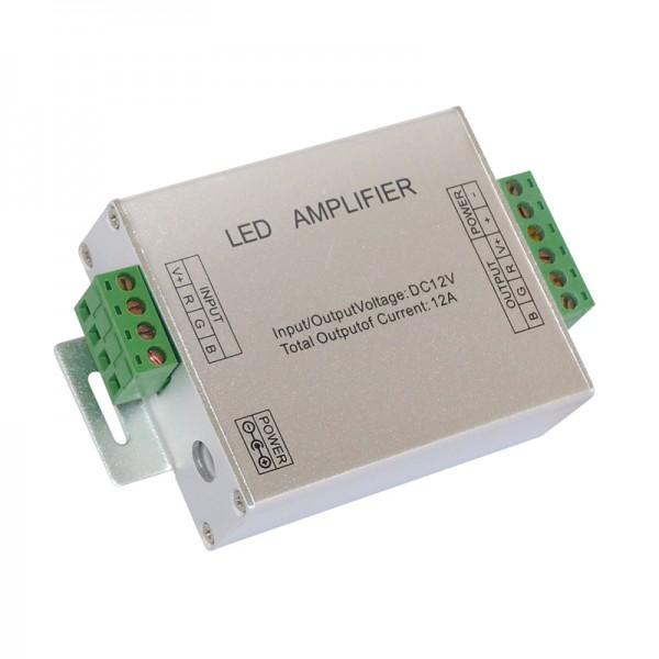 RGB-Verstärker/Repeater für LED-Strips