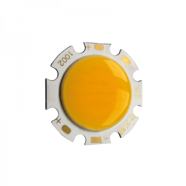 COB-Hochleistung-LED 10W warmweiss BLANKO