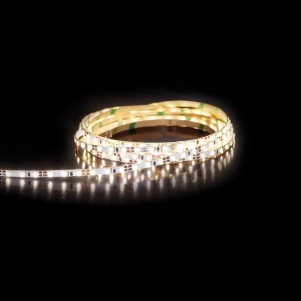 SMD LED-Strip, 600 LEDs, 4 mm Breite (120LED/m) warmweiss, 5m BLANKO