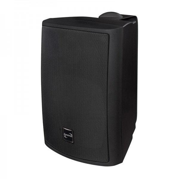 Dynavox PB402 HiFi Box mit Wandhalterung schwarz / Paar