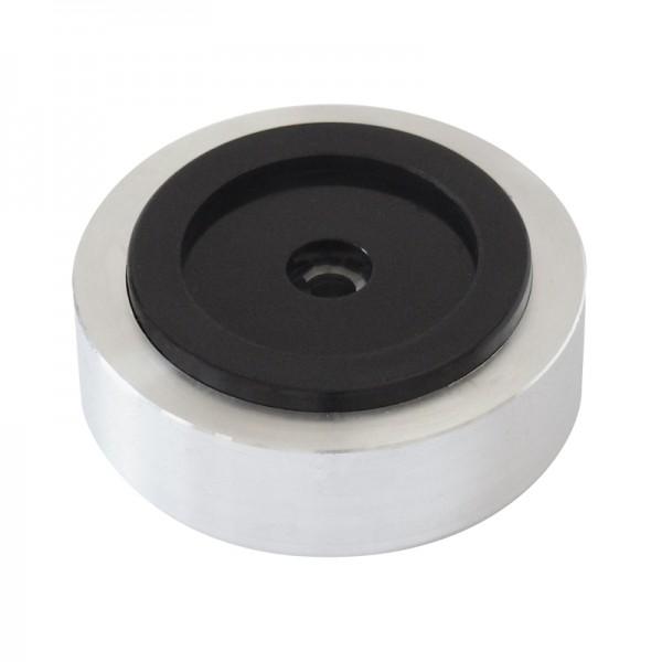 Dynavox Aluminium-Füsse für HiFi-Geräte 4er-Set silber