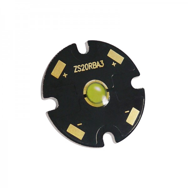 Hochleistungs-LED 1 Watt Warmweiss Warmwhite BLANKO