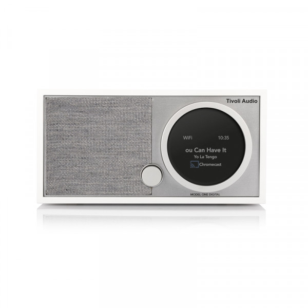 Tivoli Audio Model One Digital+ Weiss/Grau