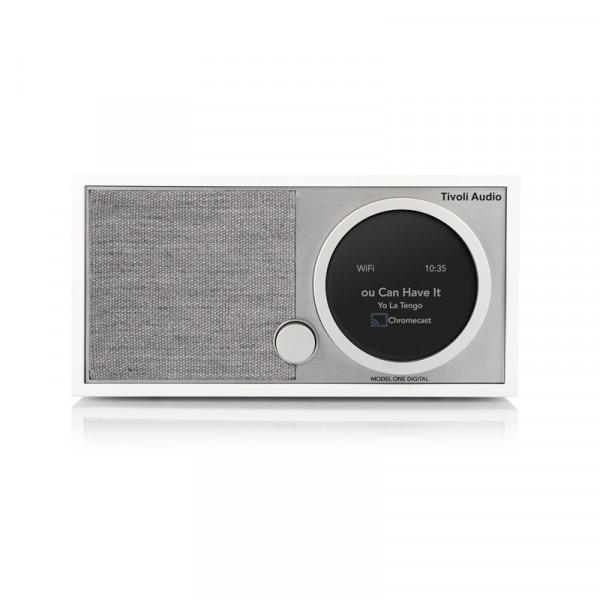 Tivoli Audio Model One Digital+ Weiss/Grau