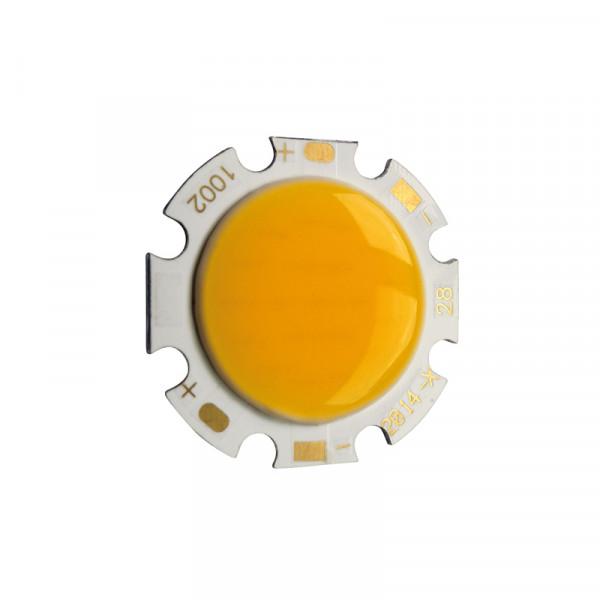 COB-Hochleistung-LED-Chip 10W warmweiss BLANKO
