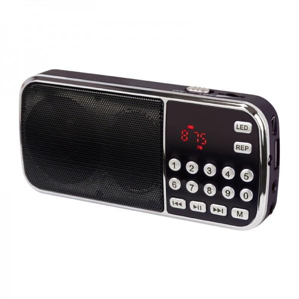 Dynavox FMP3 Bass Boost MP3-Radio