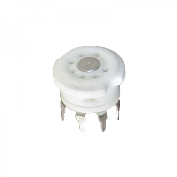 Röhrensockel 7-Pin Printmontage BLANKO