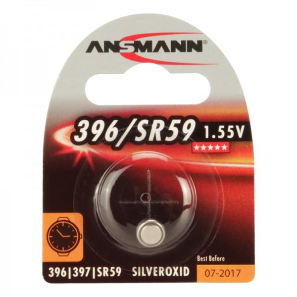 Ansmann Uhrenbatterie /SR59, 1er Blister