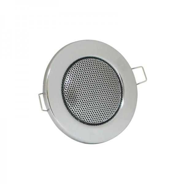 Dynavox Lautsprecher Halogen-Design silber/chrom