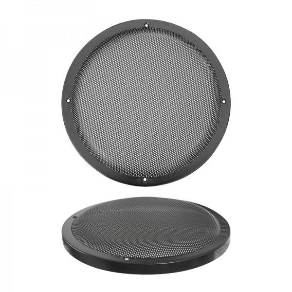 Lautsprecherziergitter HIFI 245mm BLANKO schwarz
