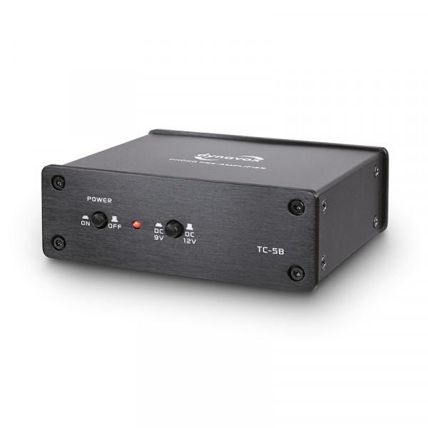Dynavox TC-5B Phonovorverstärker schwarz