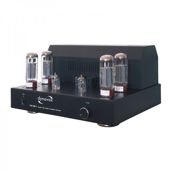 Dynavox Röhrenvollverstärker VR-70E II schwarz