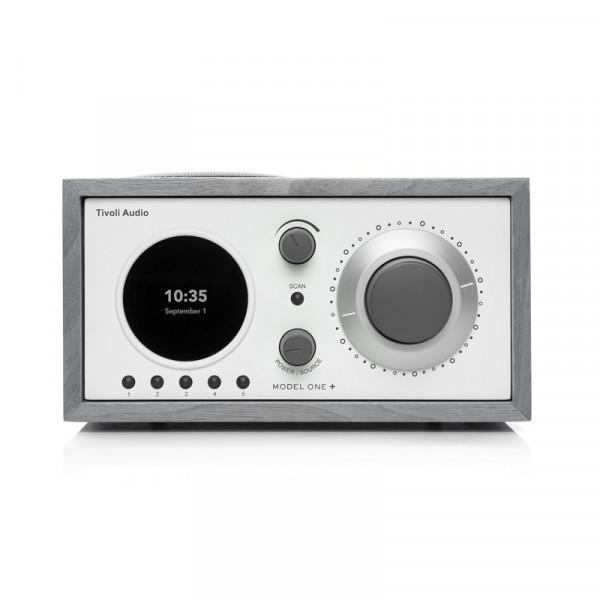 Tivoli Audio Model One+ Grau/Weiss
