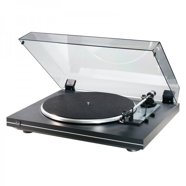 Dual CS 435-1 Schallplattenspieler Schwarz Made in Germany