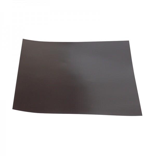 Magnetfolie 200 x 200 x 0,5 mm BLANKO