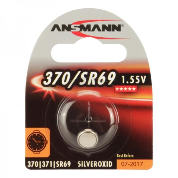 Ansmann Uhrenbatterie /SR69, 1er Blister