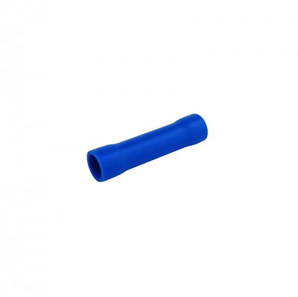 Stoßverbinder 1.5-2.5 mm 50 Stück blau in Plastikbox BLANKO