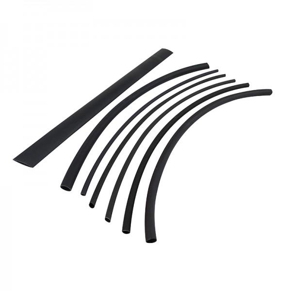 Klebe-Schrumpfschlauchset BLANKO 7 Größen, 3.2 - 15.7mm, Länge je 0.5m